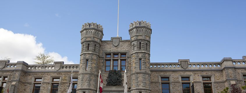 royal canadian mint building in Ottawa